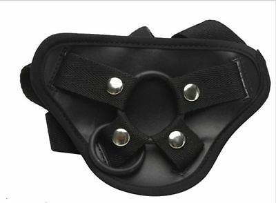 Strap On Harness Black Strapon Harness With Padded Front