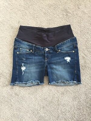 H & M Mama Maternity Denim Shorts