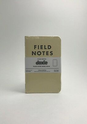 Field Notes Doxie Single - 2014 Sealed and Rare