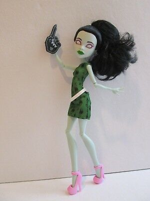 Monster High Student Disembody Council Scarah Screams without Box NEW