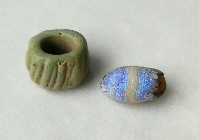 Genuine Ancient Viking Glass Beads №2