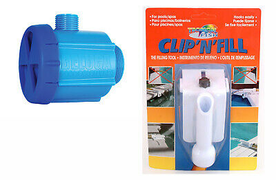 Beluga Solar Heating Device for Swimming Pool with Clip'N'Fill