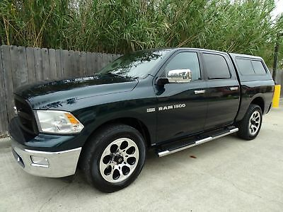 Ram 1500 Laramie 4x4 2011 Dodge Ram 1500 Laramie Crew Cab 4x4 5.7L Hemi Engine Heated Seats