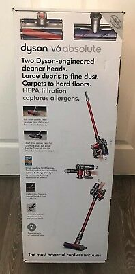 Dyson V6 Absolute - Cordless Stick Vacuum