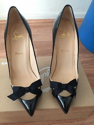 5f77fbd56957 CHRISTIAN LOUBOUTIN LOVE Me 120mm rare -  500.00