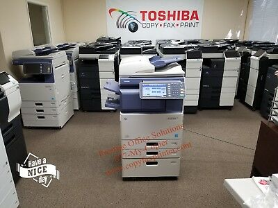 Toshiba e Studio 5055c Copier-Printer-Scanner  Very Clean