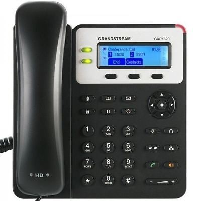 Grandstream Networks GXP1620 Small Business 2-line IP Phone