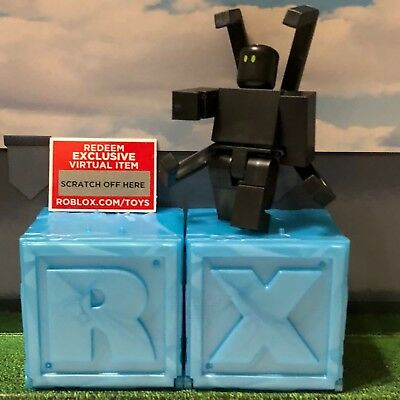 "Roblox PATIENT ZERO Series 3 VERY HTF 2.5"" Mystery Figures+Tentacles Game Codes"