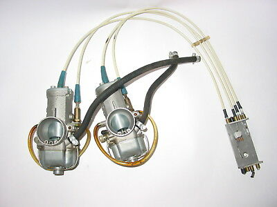 Pair Of Rotax 582 Carburetors !!!