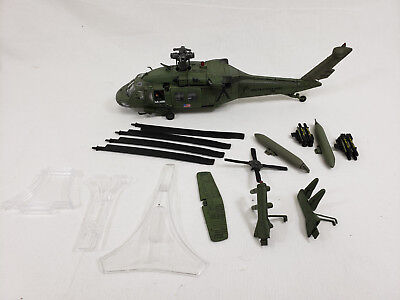 Unimax 21st Century Toys Forces Of Valor Uh 60 Black Hawk Helicopter 1 48 Scale