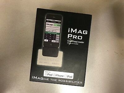 OPENBOX New iMag Pro Credit Card Reader ID-80097004-007 for iPod/iPad/iPhone
