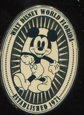 WDW Mickey Patches Booster Set Pin 102037