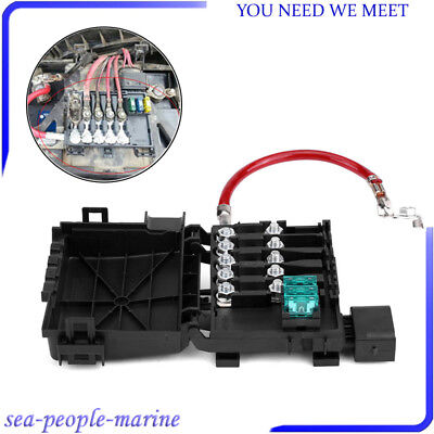 1j0937550a fuse box battery terminal for 98-05 jetta mk4 beetle reliable