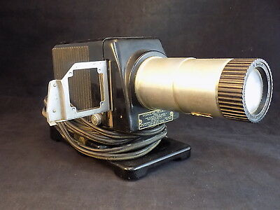 Vintage Working KODAK KODASLIDE SLIDE FILM PROJECTOR Model 2 EASTMAN KODAK