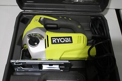 RYOBI 600w Variable Speed Corded Jigsaw (EJS600RG) - VERY GOOD USED CONDITION