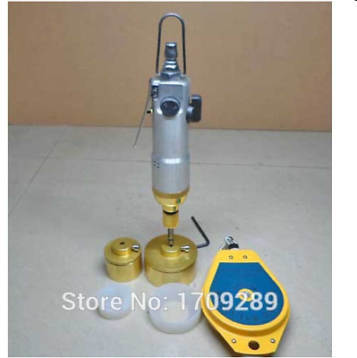 Electric Hand-Held Screw Capper Bottle Capping Machine  LT-DH5 free shipping