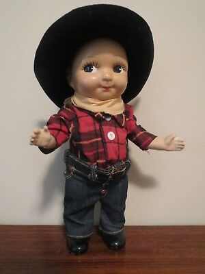 Buddy Lee Composition Doll