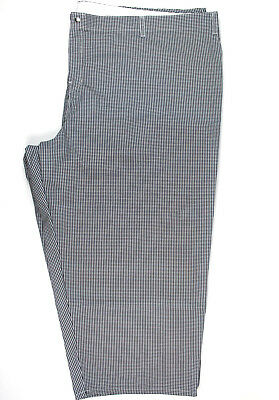 Regent Ovation Mens Chef Pants by Milliken Big & Tall Plus Sz 44 46 50