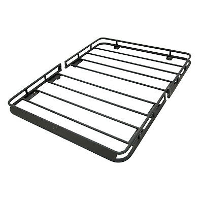 Eag 07 18 Jeep Wrangler Jk 4 Door Roof Rack Cargo Basket