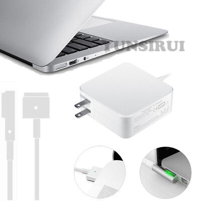 45W 60W 85W Magsafe-1/2 US AC Power Adapter Charger for Apple Macbook Air Pro