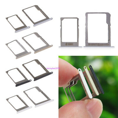 Micro SD+SIM Card Slot Tray Holder Adapter For Samsung Galaxy A3 A5 A7 2015 A300