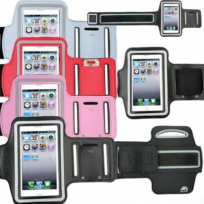 Sports Gym Running Jogging Armband Cover Holder For Samsung Galaxy S7 8 9 / +