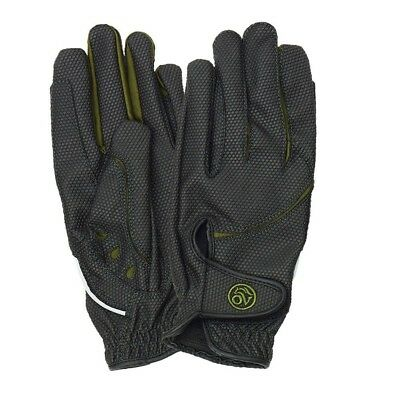 (7, Black/Olive) - Ovation TekFlex All Season Glove. Shipping is Free