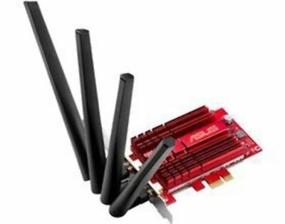 ASUS PCE-AC88 Dual Band AC3100 PCIe Wireless Adapter