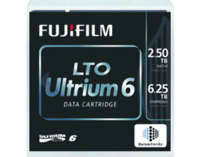 FujiFilm LTO 6 2.5TB/6.25TB Data Tape