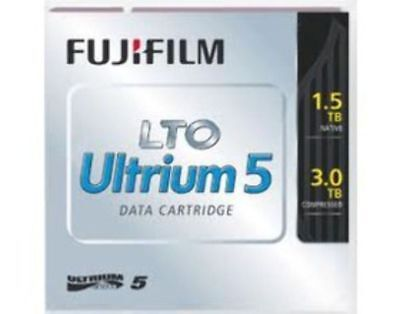 FujiFilm LTO 5 1.5TB/3TB Ultrium Data Tape