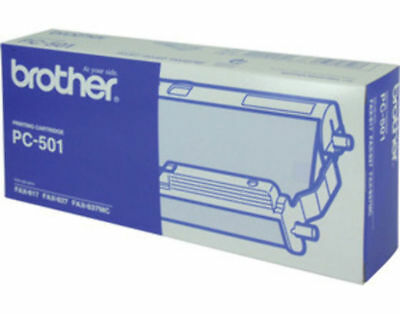 Brother PC-501 Print Cartridge for Fax 827/837