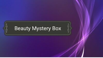 $500 Beauty Mystery High End Makeup Box M.a.c Too Faced Benefit Tarte & More