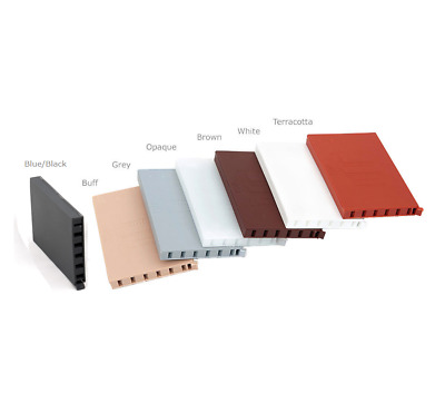 Brick Weep Vents Wall Vent Cavity House Ventilation Colour Options Timloc 1143