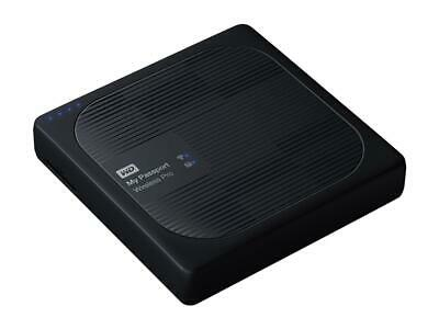 WD 4TB My Passport Wireless Pro Portable External Hard Drive - WiFi AC, SD, USB