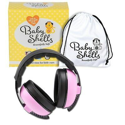 Baby Kids Child Ear Protection Music Festivals Events Noise Defenders FREE CASE
