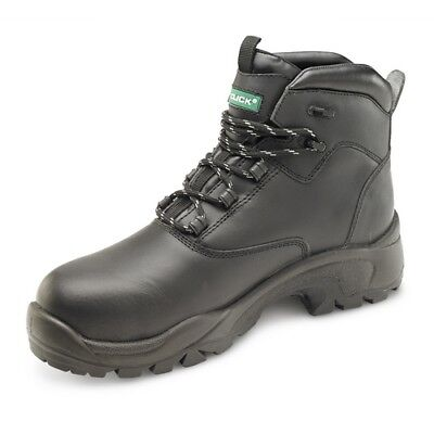 Safety Shoes Black UK 10 CONTRACTOR 806SM10