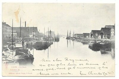 Gand : le dock , Sugg