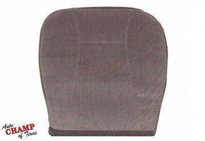 1994 1995 1996 Ford Bronco XLT 4X4 2WD -Driver Side Bottom Cloth Seat Cover Tan