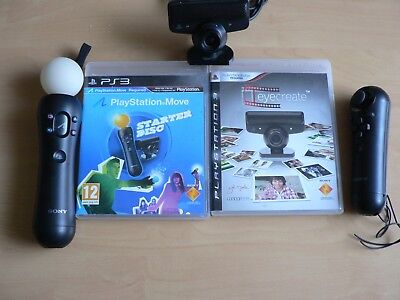 SONY Playstation 3 Move Set