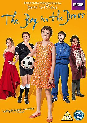 The Boy in the Dress      **Brand New DVD**   David Walliams
