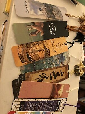 Lot of Bookmarks