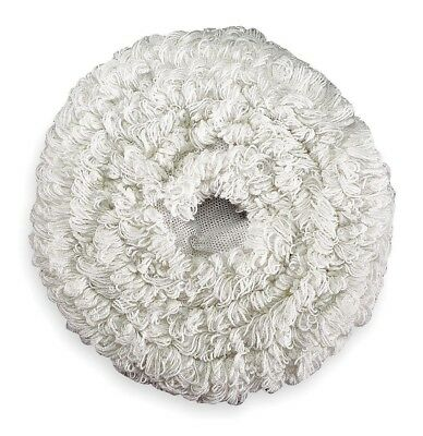 Carpet Bonnet, 48cm , White. Rubbermaid. Free Delivery