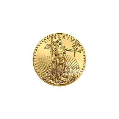 1/10 oz 2018 American Eagle Gold Coin