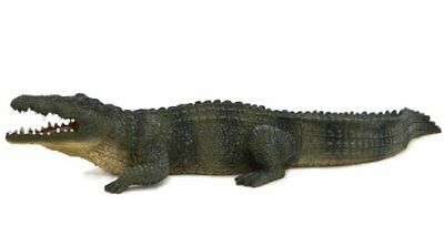 Mojo Fun 387107 Nile Crocodile - Realistic International Wildlife Toy Repl..