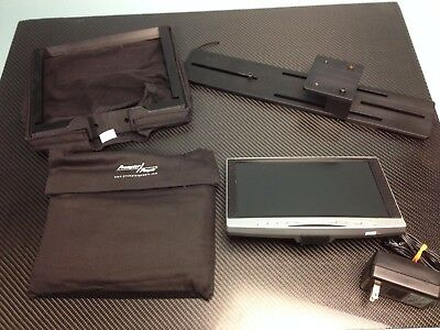 Prompter People DV-11 Teleprompter with Bag, Software, Extra Glass & More!