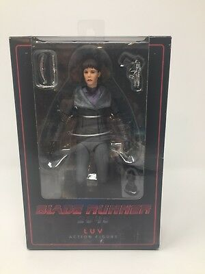 """Blade Runner 2049 - 7"""" Scale Action Figure - Series 2 - Luv - NECA"""
