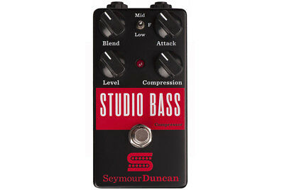 Seymour Duncan Studio Bass Compressor DEMO