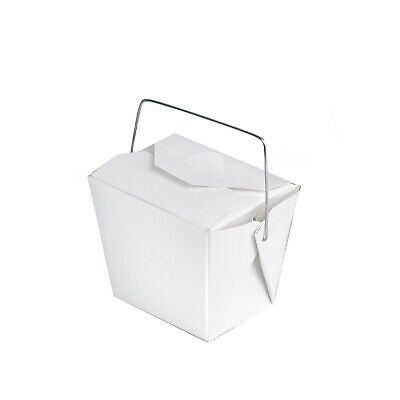 100 Small Chinese Take Out Wedding Favor Boxes 12 Pint