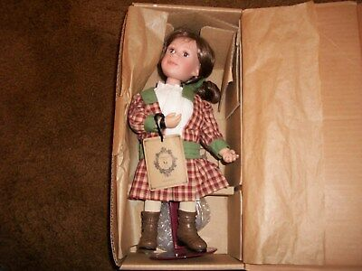 Boyds Bear Collection Yesterdays Child Miss Molly Doll  NIB FREE SHIPPING
