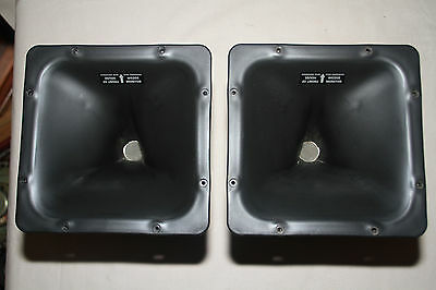 Pair of Behringer Eurolive 8 Ohm 120W Peak44T30A8 Compression Speakers Horns